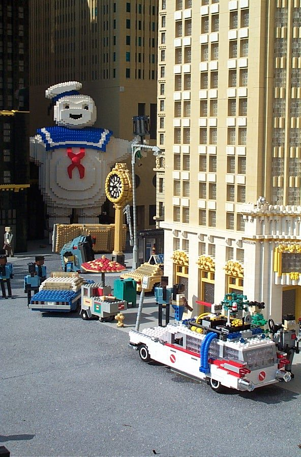 lego awesome | Awesome Lego Projects. - Community - Ghostbusters Fans Forum