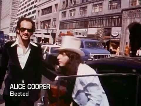 ALICE COOPER - Elected (1972)