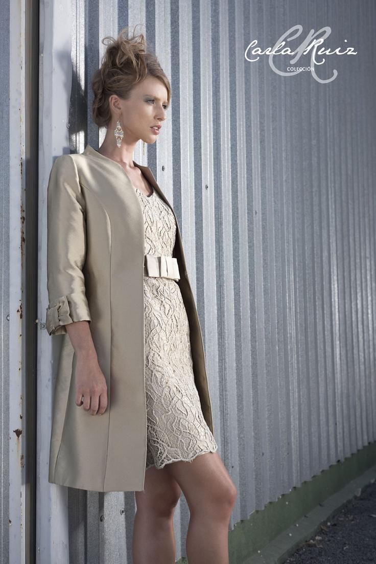 Vestido de Madrina de Carla Ruiz 2012 - Modelo 86233