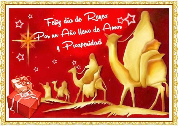 Feliz Día de Reyes 2015