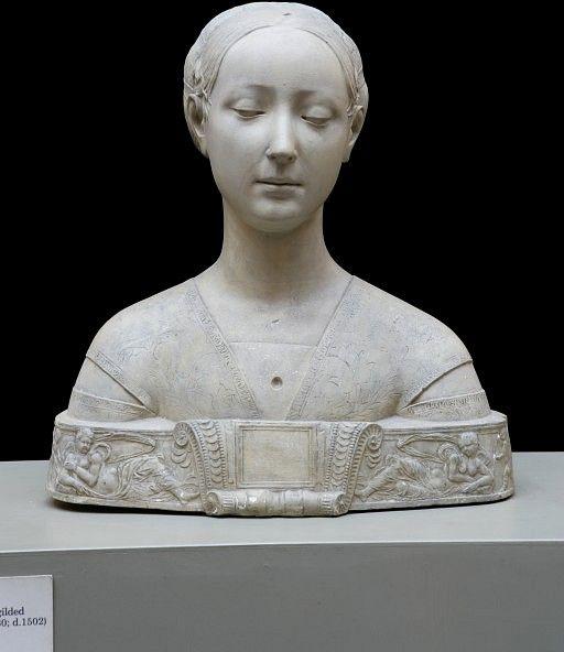 Francesco Laurana c 1472