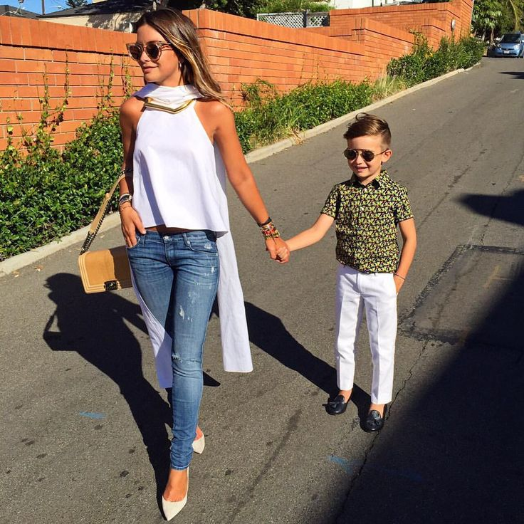 """Luisa Fernanda Espinosa on Instagram: """"Strolling around with my little love is always the happiest part of my day. This is #HowWeFamily. Share why you're proud of those who matter the most with @Tylenol. #ad"""""""