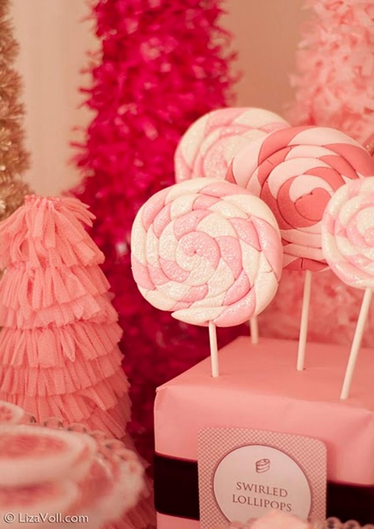 lollipops: Pink Cupcake, Ballet Party, Parties, Lollipops, Party Ideas, Ballerina Birthday, Birthday Party, Ballerina Party
