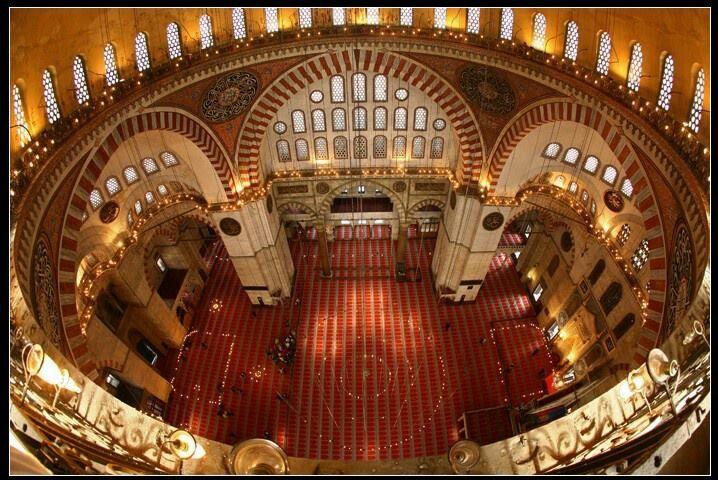 Sulimania Mosque - Istanbul - Turkey