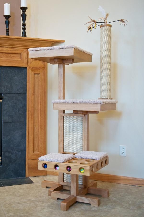 Cat Power Tower Cat Gym