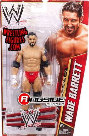 Wade Barrett - WWE Series 31 | Ringside Collectibles