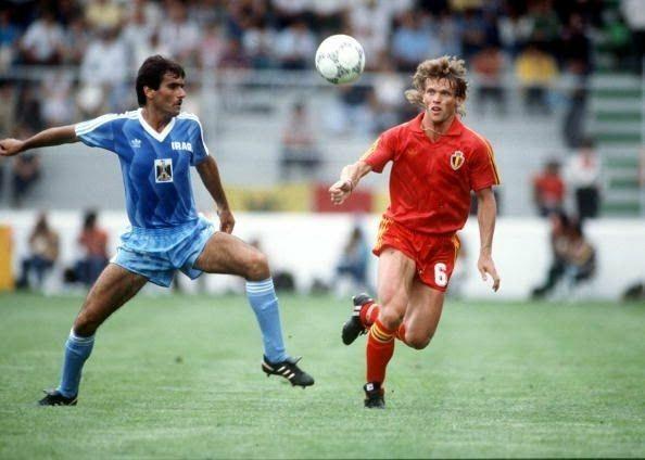 Iraq Vs Belgium FIFA World Cup 1986