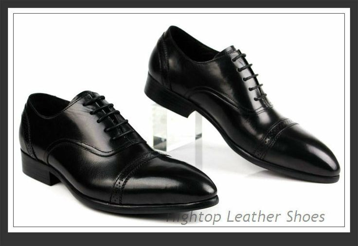 Free shipping 2014 new arrive HighTop fashion formal leather shoes for men cowhide leather mens oxfords shoes lace-up men 38-45 $355.00