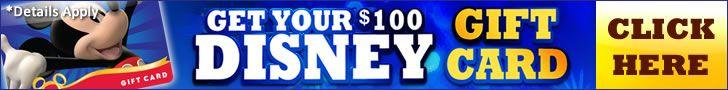 Free $1000 Disney Gift Card http://azfreebies.net/free-disney-gift-card/