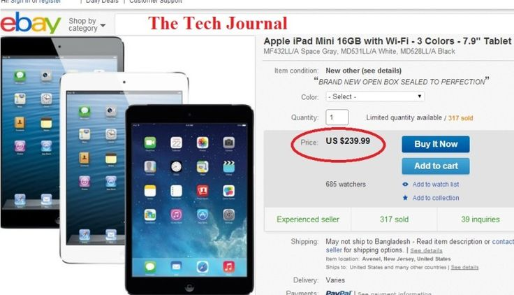deal huge price cut up to 329 off for ipads 16gb ipad mini costs