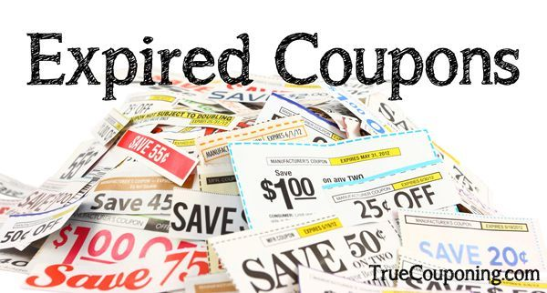 Expired coupon insert list 2018