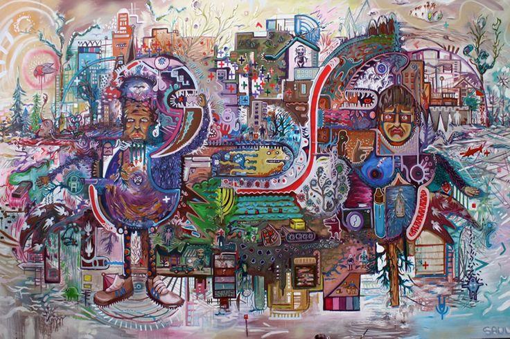Piotr Saul, Światy płci, 2009
