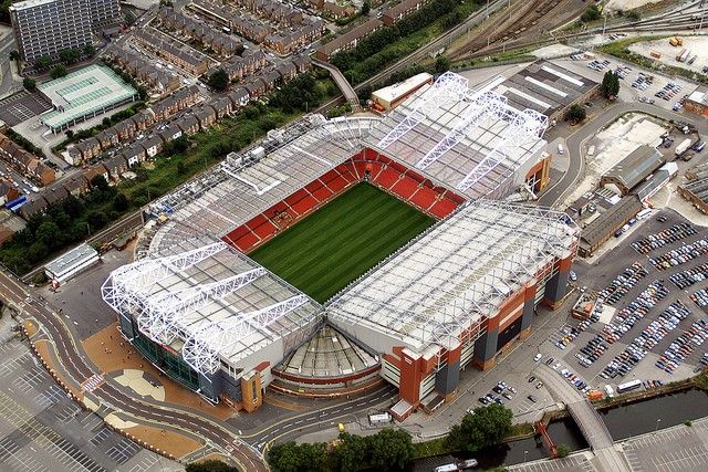 Стадион Олд Траффорд 01 Entendeu???