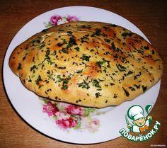 """Индийские лепeшки """"Наан"""" - лучший хлеб во вселенной - кулинарный рецепт"""