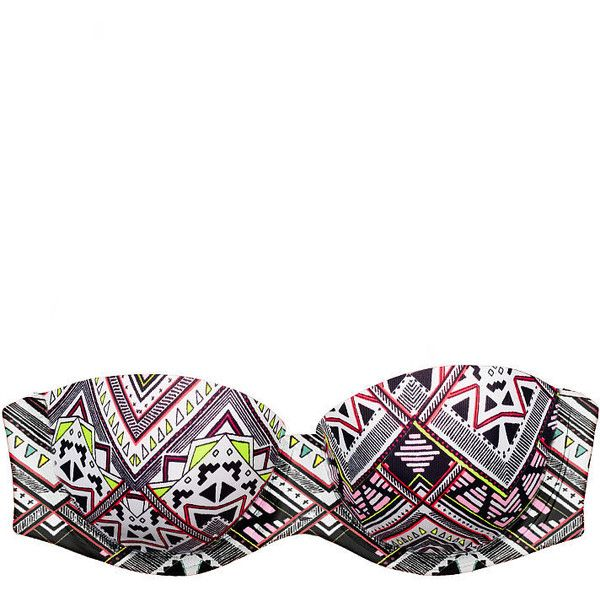 Victoria's Secret Wear Everywhere Multi-Way / Strapless Bra (120 RON) ❤ liked on Polyvore featuring intimates, bras, underwear, bikini, bra, victoria's secret, lingerie, aztec, padded strapless bra and multiway bra