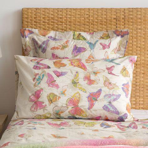 Linge De Lit Imprim Papillons Zara Home Maison Et