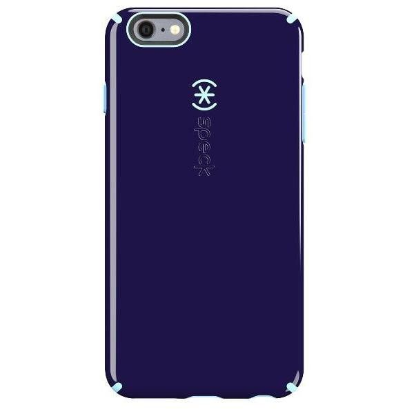 Speck iPhone 6/6s Plus CandyShell Case - Berry Black Purple/Blue