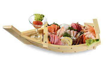 Японский суп рамен с морепродуктами