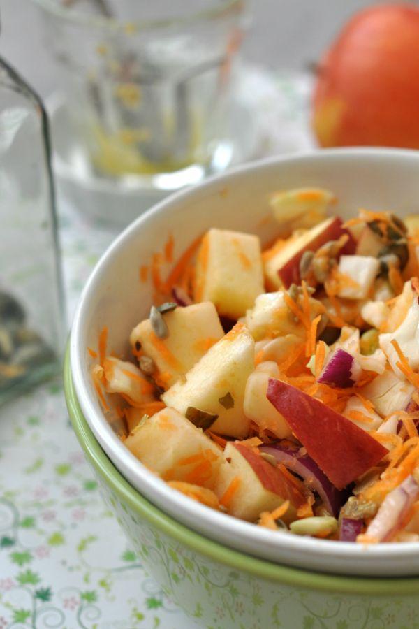 Téli duplamagos saláta - laktózmentes receptek nem csak laktózérzékenyeknek