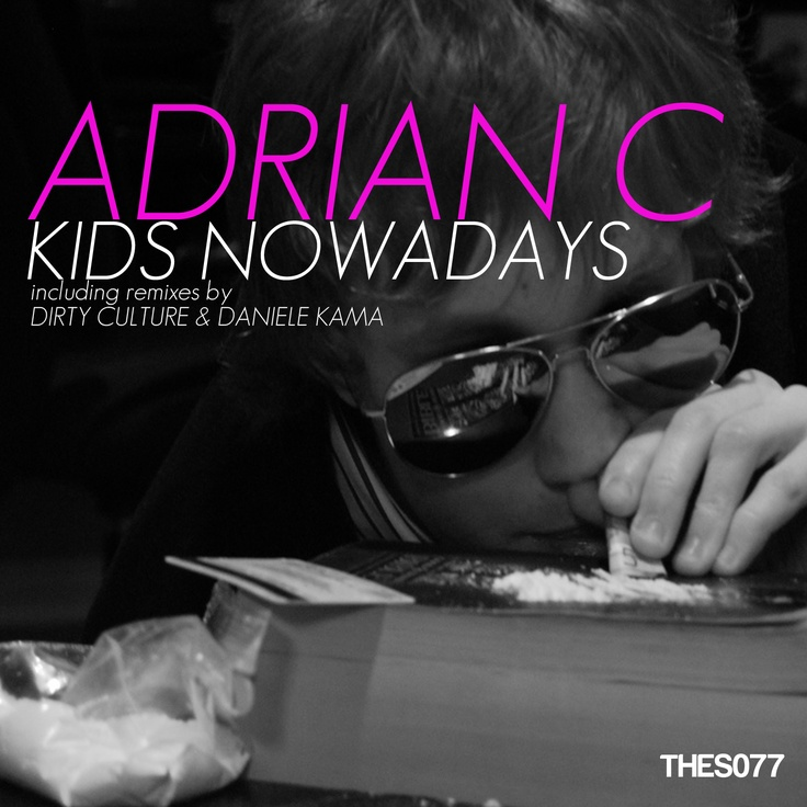 Adrian C's new EP with remixes from Dirty Culture and Daniele Kama