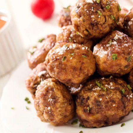 Penang Meatballs
