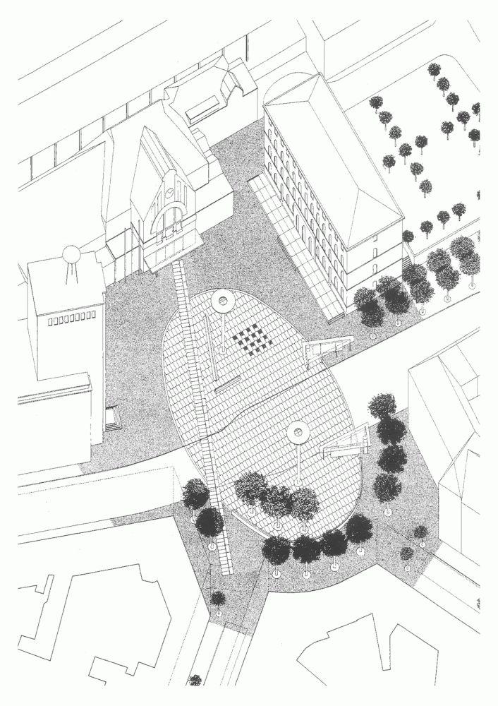 Architekten Aachen gallery of bahnhofplatz aachen hh f architekten hentrup heyes fuhrmann 10 galleries and