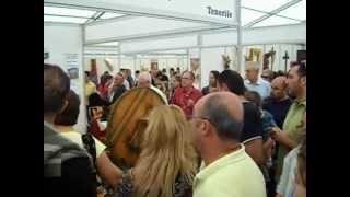 """I Feria Tricontinental de Artesanía 2010. Vídeo realizado por """"Artesanía Alemería""""."""