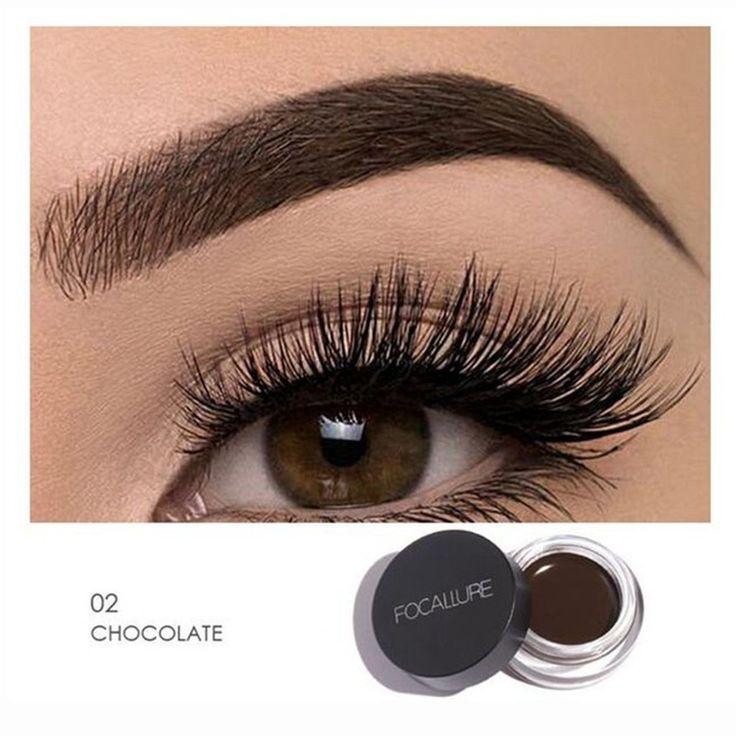 Pro Eyebrow Makeup Eyebrow Dye Tint Waterproof Lon…