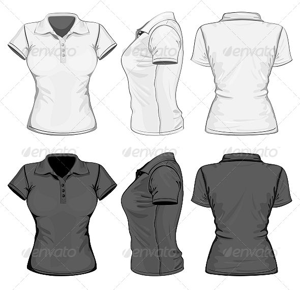 Image Result For Design Size On Front And Back Of Shirts: Best 25+ Polo Shirt Women Ideas On Pinterest