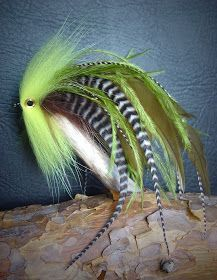 Feathered Fur Streamer.
