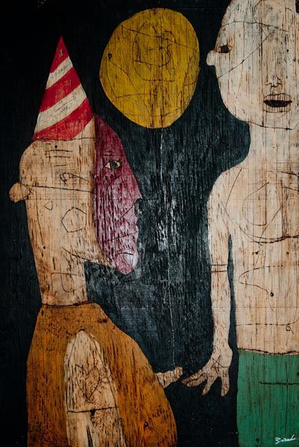SHIJUN ART JOURNEY: Folk Art in the South #painting