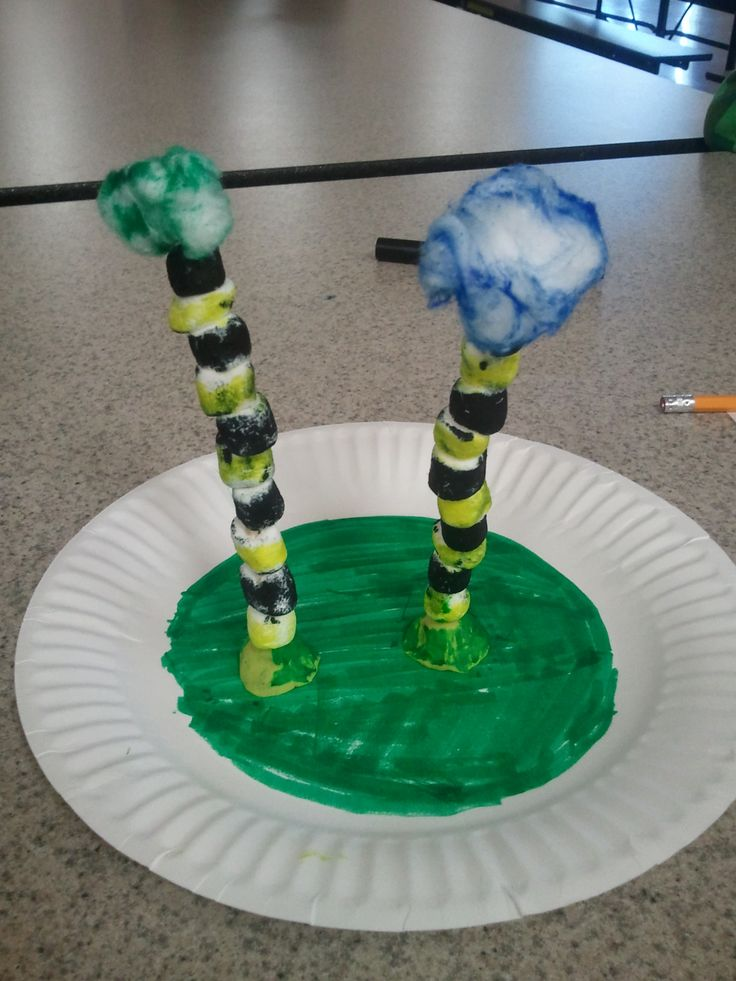 Truffula Tree STEM Project- TpT