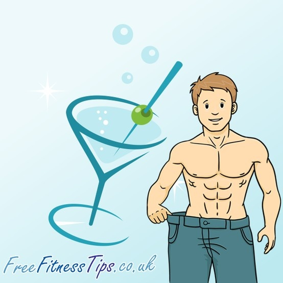 Cut down your liquid calories by trying one of these five low calorie alcoholic drinks.