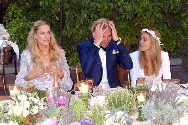 La boda marroquí de Poppy Delevingne