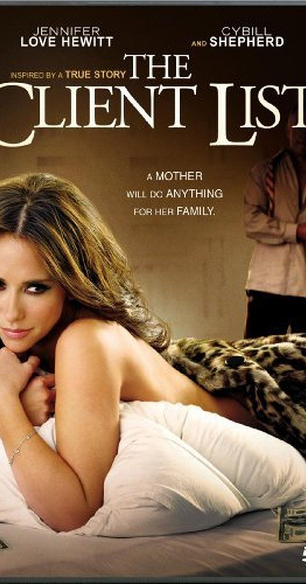 Directed by Eric Laneuville.  With Jennifer Love Hewitt, Teddy Sears, Sonja Bennett, Lynda Boyd. A young woman takes a job at a massage parlor to support her family when her husband is unable to work, and soon finds her life spiraling out of control.