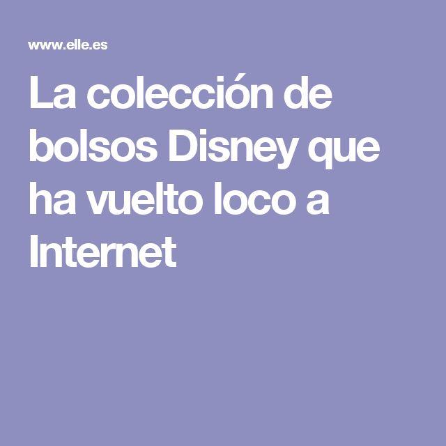 La colección de bolsos Disney que ha vuelto loco a Internet