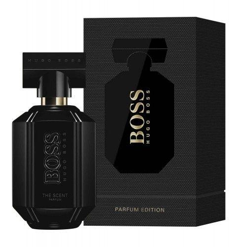 The Scent For Her Parfum Edition Hugo Boss парфюм для женщин 2017 год  #parfuminrussia #