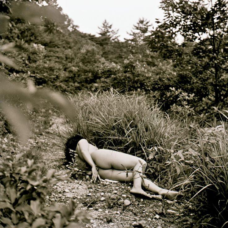 Kansuke Yamamoto 1957. ©Toshio Yamamoto