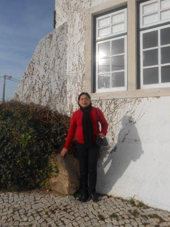 A cliente Mariuza nos enviou esta bela foto aproveitando o inverno em Portugal com os seus produtos Fiero. #SouFiero