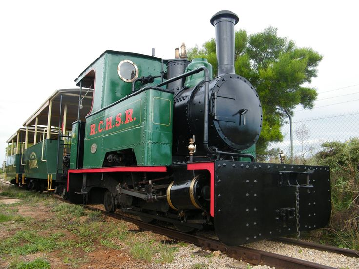 Some family fun this Easter Saturday out at Red Cliffs Historical Steam Railway. From 11am -3.30pm