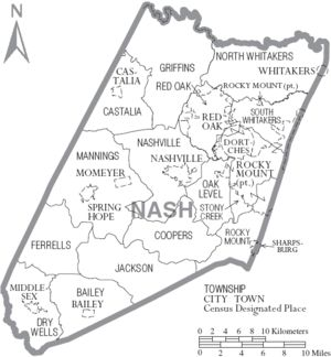 Best NC PLACES Spring Hope In Nash County Images On Pinterest - Map of north carolina with counties