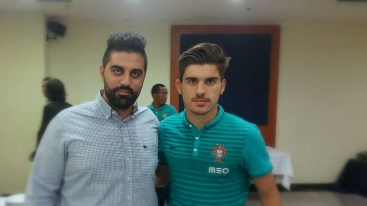 Portugal player Ruben Neves