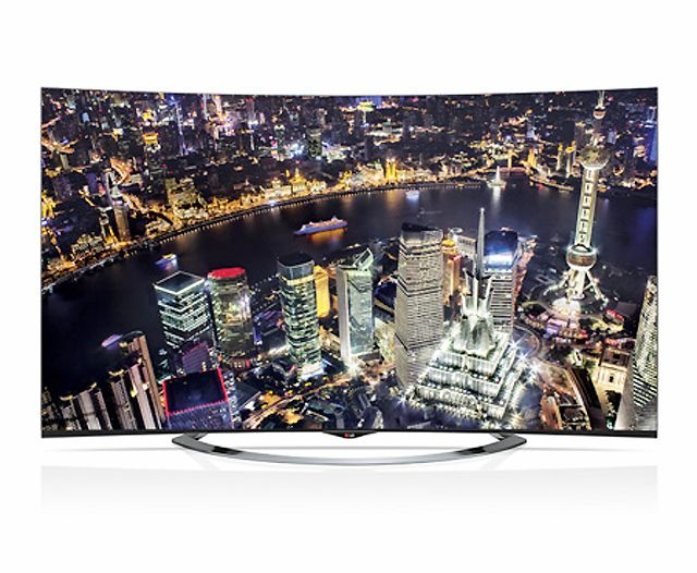 LG's 65EC9700 Combines OLED with 4K - Check out the details: LG 65EC9700 65-inch Curved Screen 4K Ultra HD OLED TV