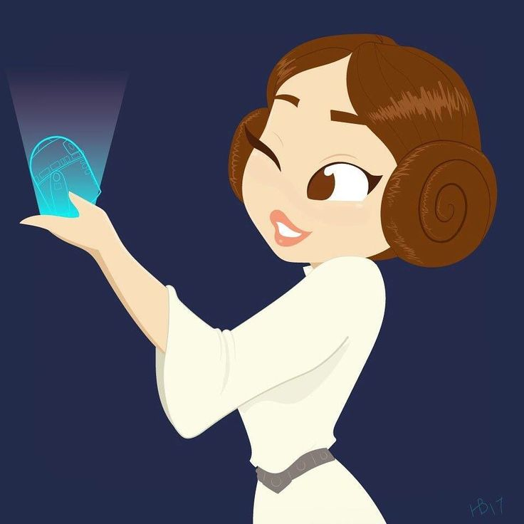 Leia by by Hollie Ballard