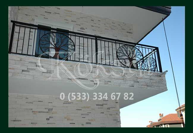 Konut Balkon Korkuluğu