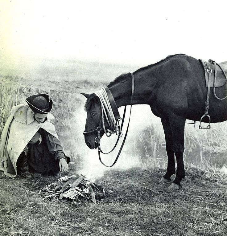 Magyar mint hajdani lovasnép.
