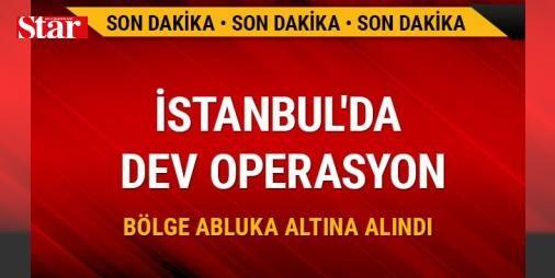 İstanbul'da ''Kurt Kapanı-6'' operasyonu düzenleniyor: İstanbul Emniyet Müdürlüğünün koordinasyonunda düzenlenen operasyona, emniyete bağlı tüm şubelerden ve Anadolu yakasındaki ilçe emniyet müdürlüklerine bağlı bin polis katılıyor. İstanbul emniyetine bağlı Deniz Şube Müdürlüğüne ait polis botları, Havacılık Şube Müdürlüğüne ait polis helikopteri ve dedektör köpeklerin de yer aldığı operasyon kapsamında, Sabiha Gökçen havalimanı, vapur iskeleleri, halkın yoğun bulunduğu tüm ilçelerdeki…