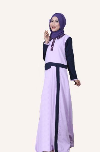 """Jual beli Baju Muslim Wanita Gamis Model GM-1302 UNGU - SALE di Lapak Aprilia Wati - agenbajumuslim. Menjual Dress - WAJIB DIBACA!!!! PASTIKAN STOK READY SEBELUM TRANSAKSI !!!!!!!!!!! Pesanan akan dikirim berdasarkan stok yang ready saja Untuk Ketersediaan Stok Bisa Hubungan kami di CHAT ME atau inbox saja  Rahnem Gamis Model GM-1302 UNGU Kode :      GM-1302 UNGU   Pilihan Warna: Coklat Susu  Ungu Muda   Harga : Rp 165.000,-  Ready Size : XS.L   """"NB: STOK BERUBAH SEWAKTU-WAKTU, Untuk Inf..."""