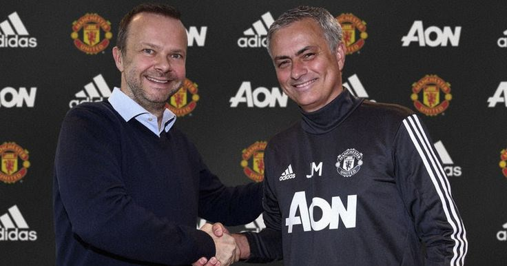 """http://ift.tt/2BuQ8VT http://ift.tt/2FiVd5Y  Mourinho won the EFL Cup and Europa League in his first season at Old Trafford and this season has United second in the Premier League and through to the Champions League last-16 where they will face Sevilla.  """"I am really honoured and proud to be Manchester United manager. I would like to say a big thank you to the owners and to Mr Woodward for the recognition of my hard work and dedication"""" Mourinho said.  """"I am delighted they feel and trust…"""