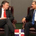 Danilo Medina viaja mañana a Bogotá por la juramentación de Juan Manuel Santos